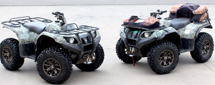 12 inch atv wheels