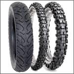 Dirt & Street Motorcycle Tires