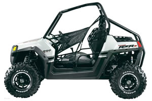 Polaris RZR 4 Parts and Accessories
